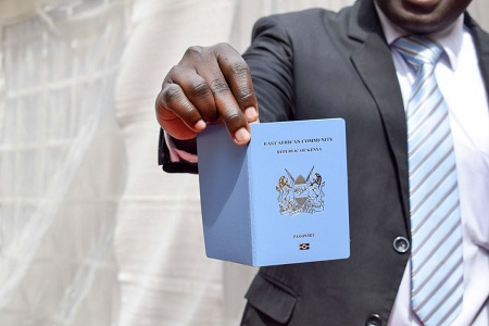 East African passports you need to get an ePassport electronic passports Uganda