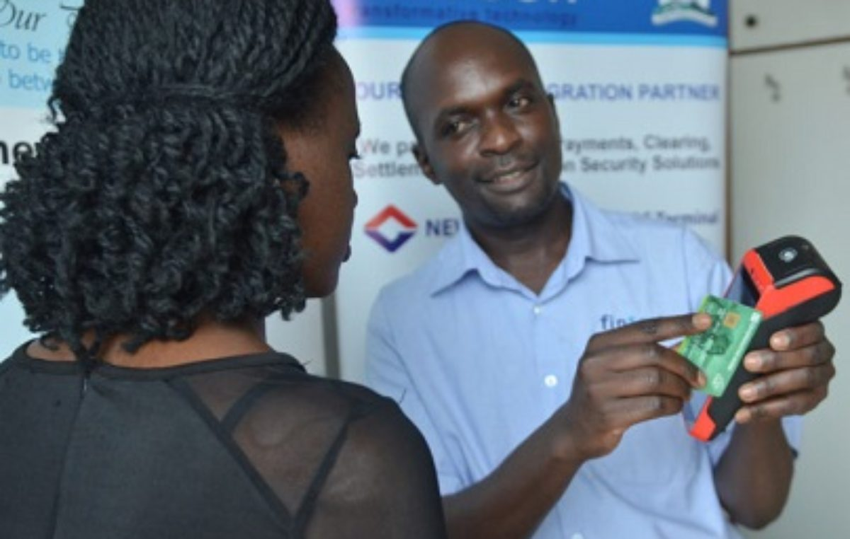 Fintech unveils smart agency banking machines in Uganda