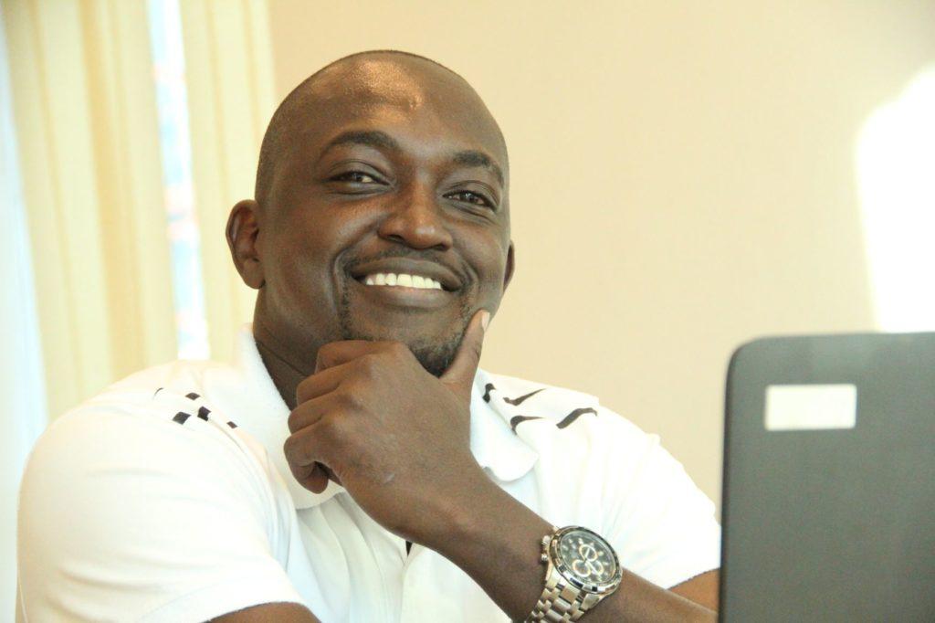 Edgar Karamagi the Public relations officer at africell uganda