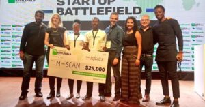 Uganda's M-Scan wins 2018 TechCrunch Startup Battlefield Africa