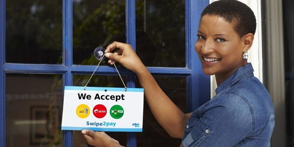 Swipe2Pay app BRIDGE East Africa Startup pitch
