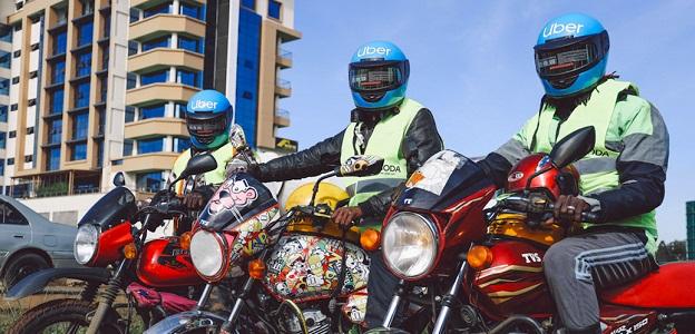 Uber launched UberBoda Kenya