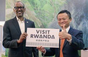 Rwanda makes things happen – Alibaba's Jack Ma
