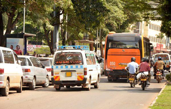 Public Taxi Uganda
