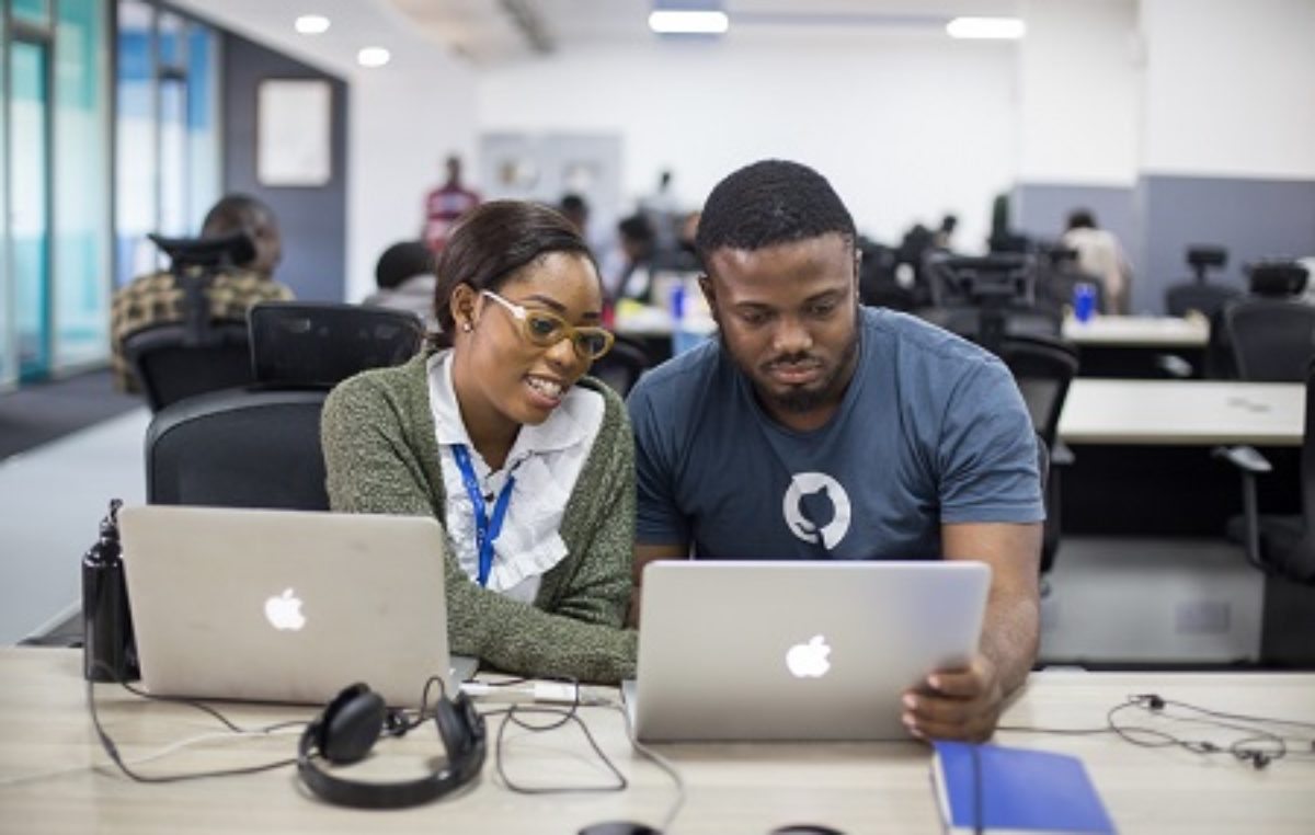 We'll continue to develop 'excellent talent', Ochola says as Andela scores $100M series D