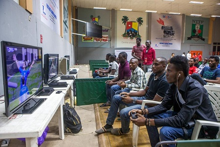 Global Game Jam Uganda