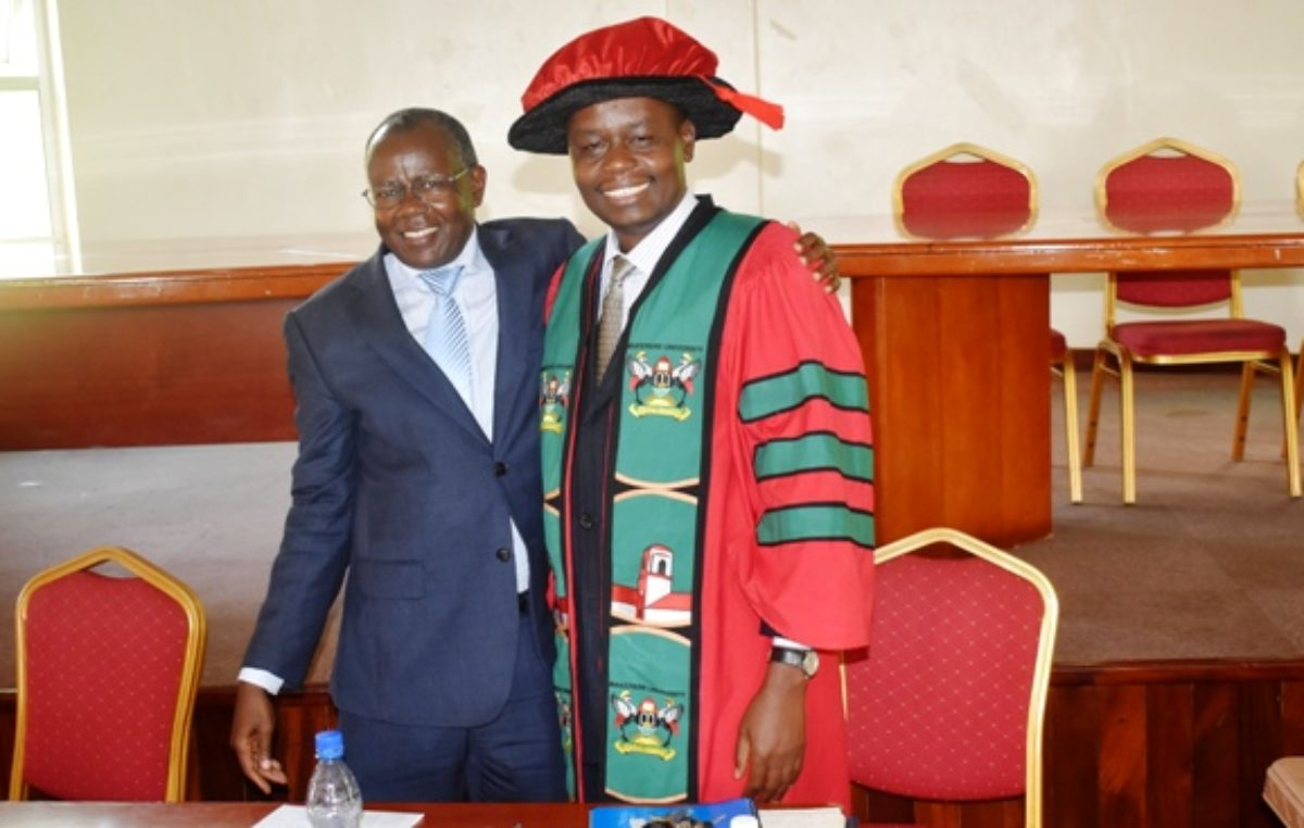 Makerere: Atukwase replaces Prof. Muyonga as Dean School of Food Technology