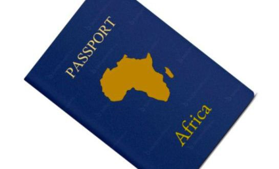 African union passport