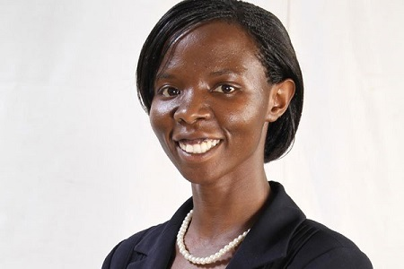 Ritah Namisango Public relations officer Makerere University