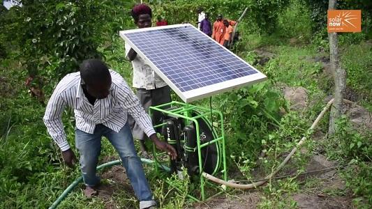 SolarNow SunFunder funding