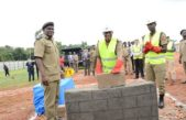 Uganda police starts construction of innovation center