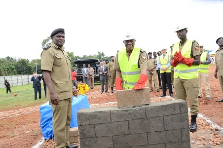 Uganda police-owned innovation center