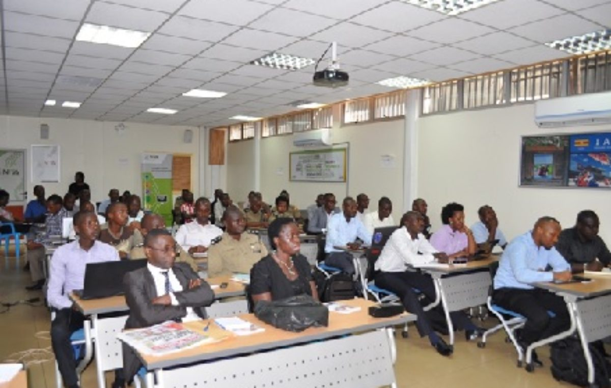 Ugandan detectives trained in cybercrime investigations