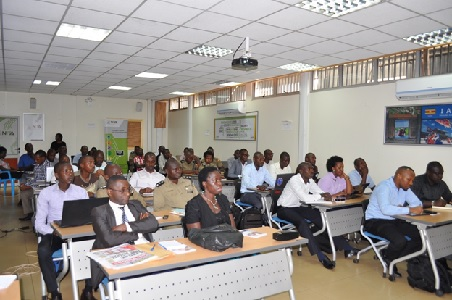cybercrime investigations training Uganda