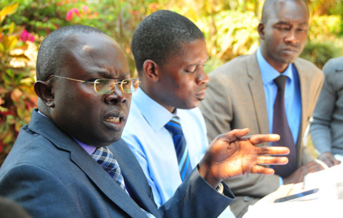 Former Makerere staff chairman appointed head of media relations in VC's office