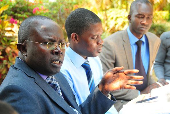 Dr. Muhammad Kiggundu Musoke,