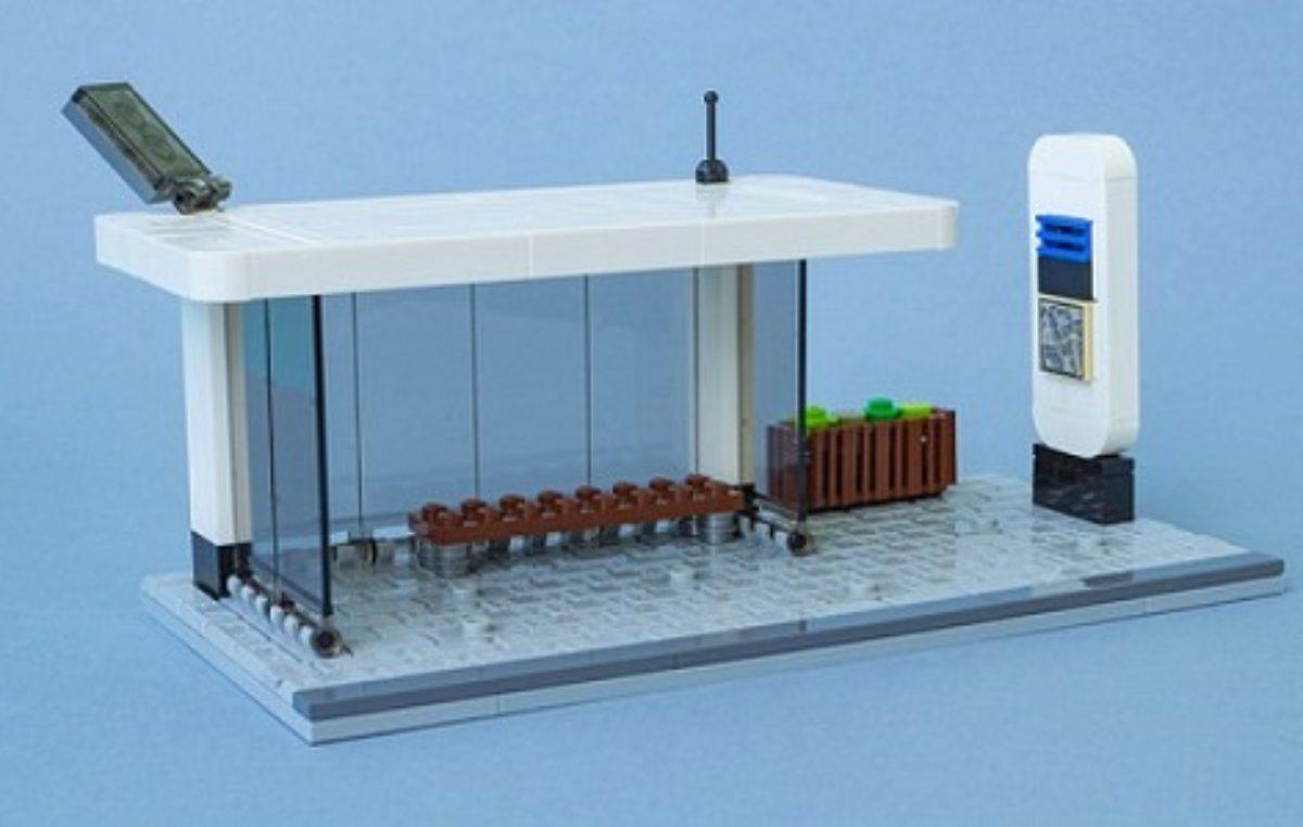 With futuristic bus stops, Rwanda closes in on smart transportation