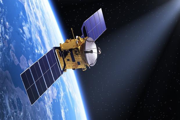 Rwanda satellite