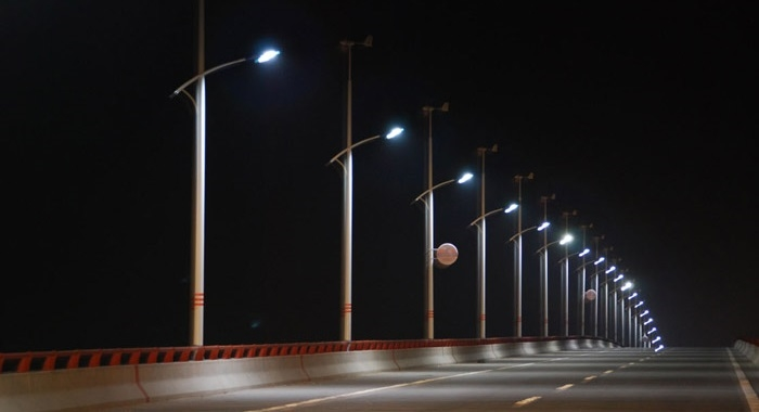 Rwanda smart street lighting system