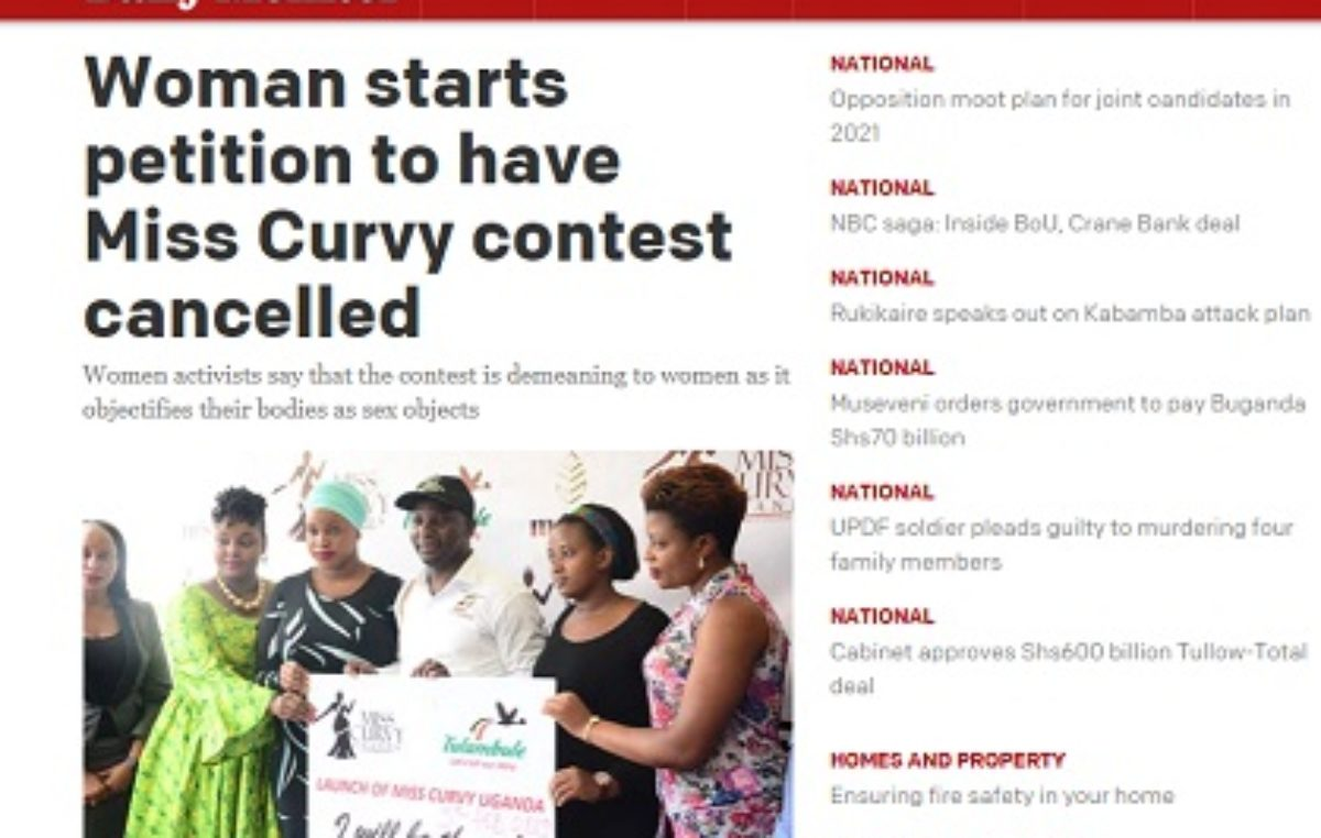 UCC orders Daily Monitor to suspend online unit over Kadaga witchcraft story