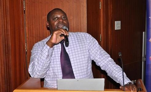 Dr Fredrick Kitoogo