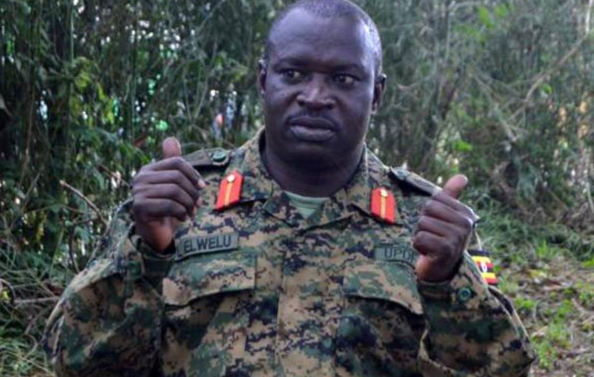Gen. Elwelu impersonated on social media; Brig. Karemire speaks out