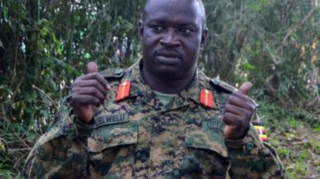 Gen. Elwelu impersonated on social media; Brig. Karemire speaks out