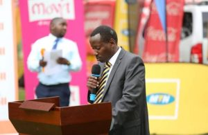 Edroma replaces Anthony Katamba as MTN Uganda general manager