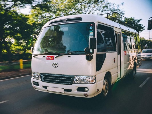 bus-sharing service Swvl Uganda