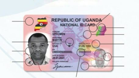 What you need to change (add or drop) a name on your national ID, Birth Certificate in Uganda