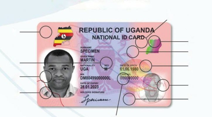 change name NIRA Uganda replacement of a national ID Uganda national ID replacement deadline for national ID registration exercise recommendation letter from NIRA change information on a national ID or birth certificate