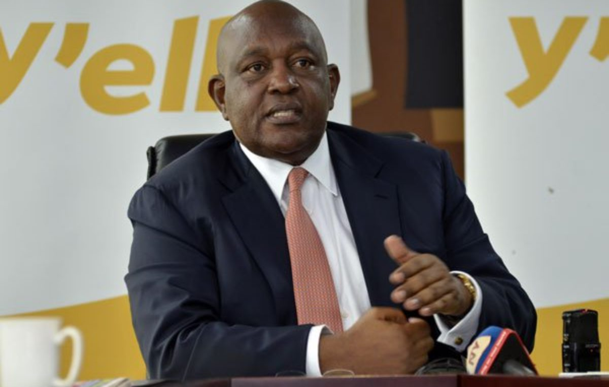 Charles Mbire denies being quizzed by security