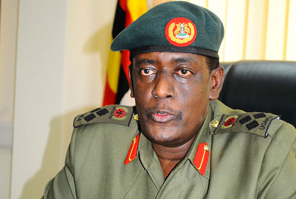 Lt. Gen. James Mugira was appointed to head the business arm of the military in April 2016 and Joram Mugume joined him as board chairman