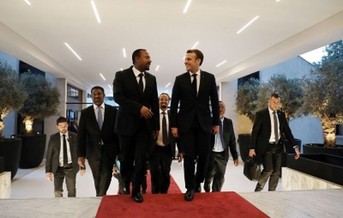 France's Macron announces €2.5bn investment in African startups
