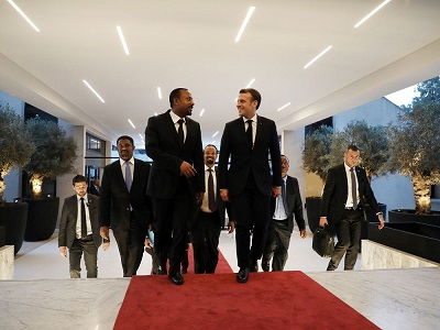 Choose Africa Emmanuel Macron