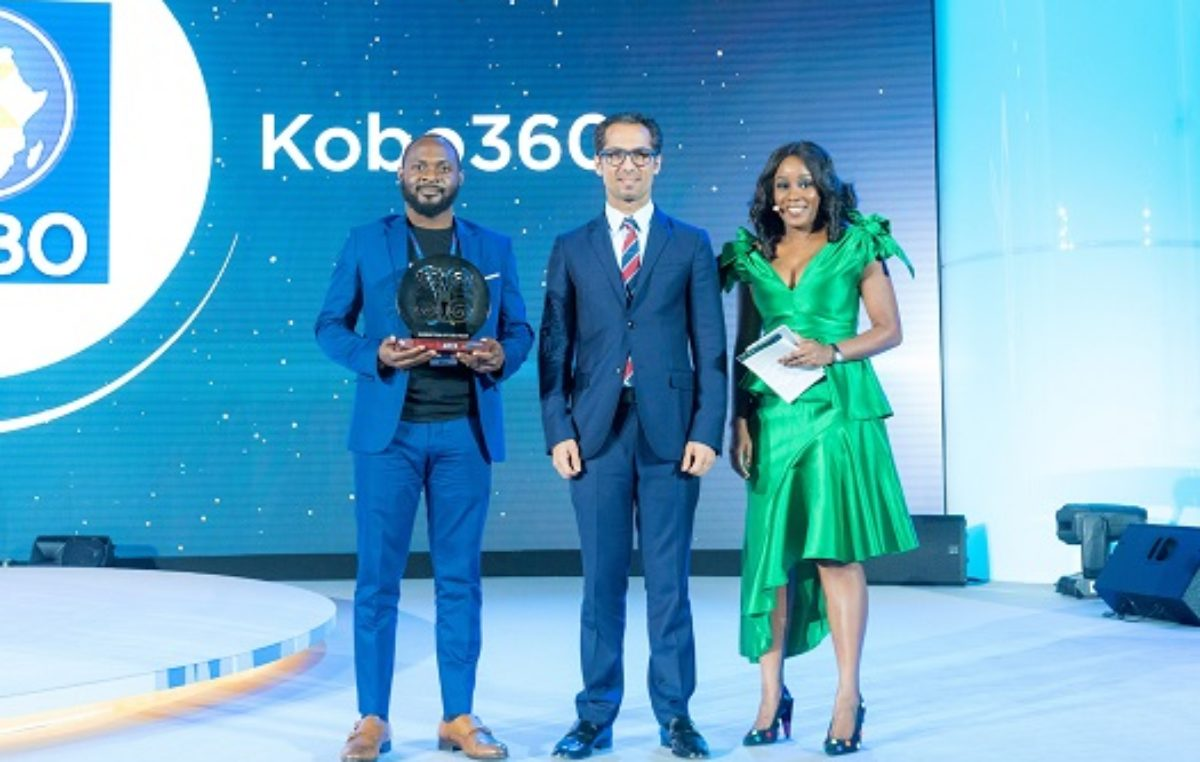 Kobo360 beats Jumia to become Disrupter of the Year in Africa