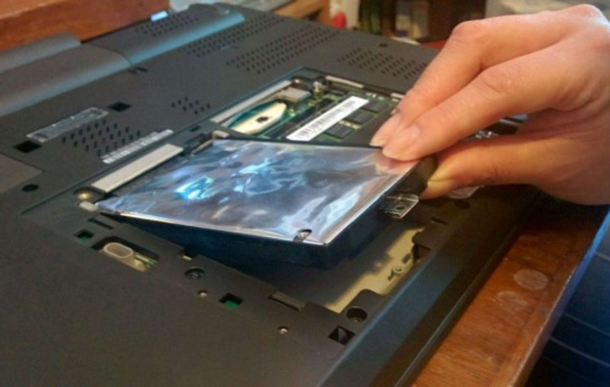 5 common mistakes made when a hard drive crashes