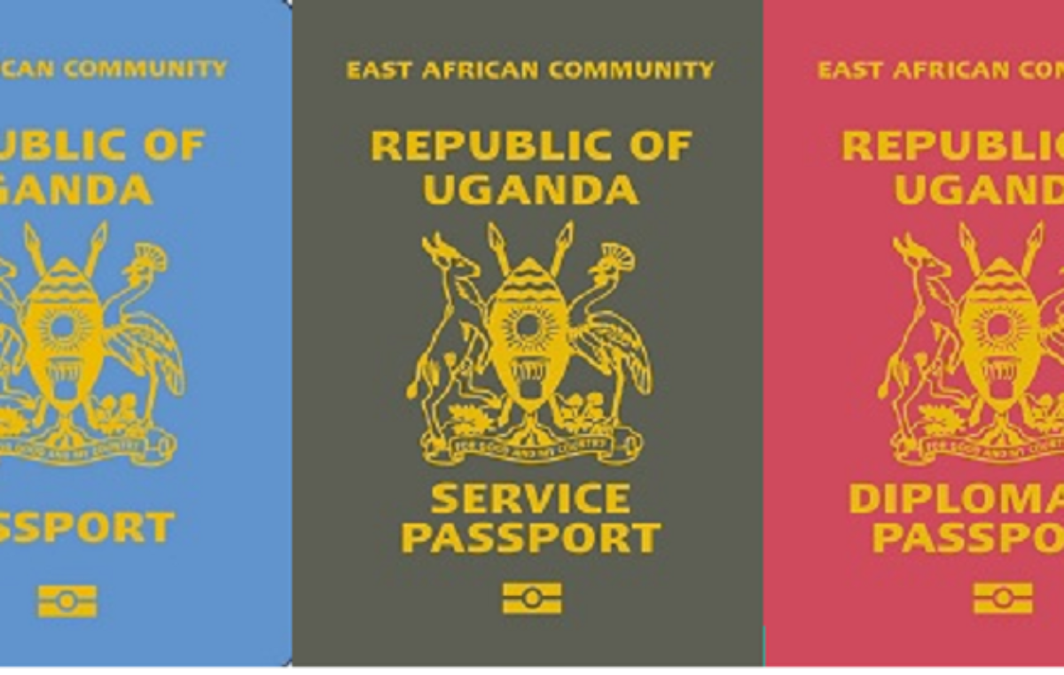 Costs and how to apply for an ePassport in Uganda online