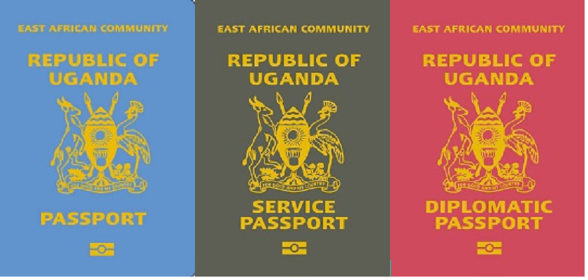 apply for ePassport in Uganda