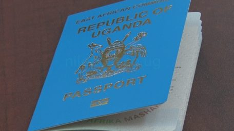 How to replace lost/damaged passport in Uganda