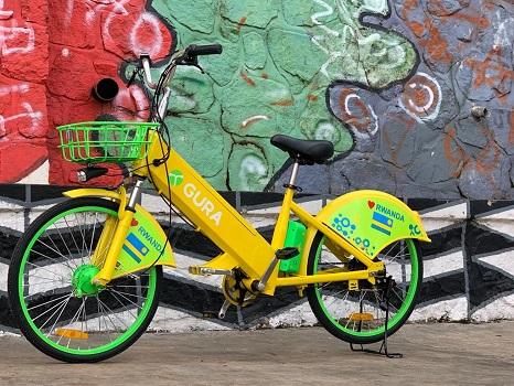Gura electric bikes Rwanda Gura Ride