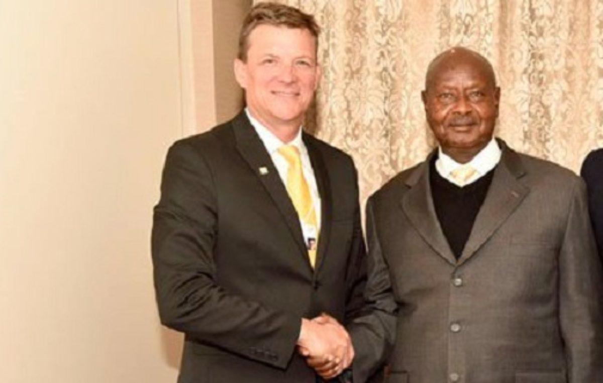 Museveni, MTN CEO to meet at Kampala summit