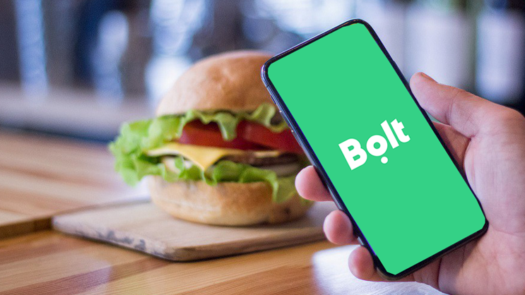Bolt Africa food delivery service