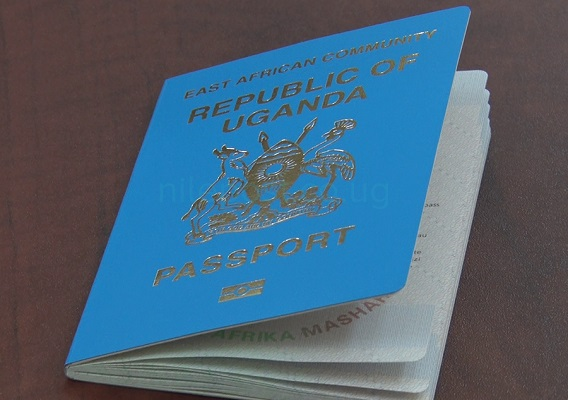 certification of a passport in Uganda