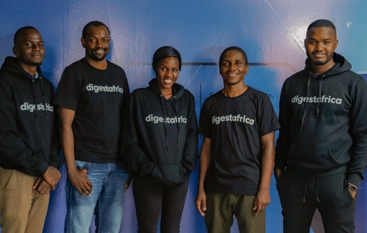 DigestAfrica, 4 other African startups secure funding from Founders Factory, Standard Bank