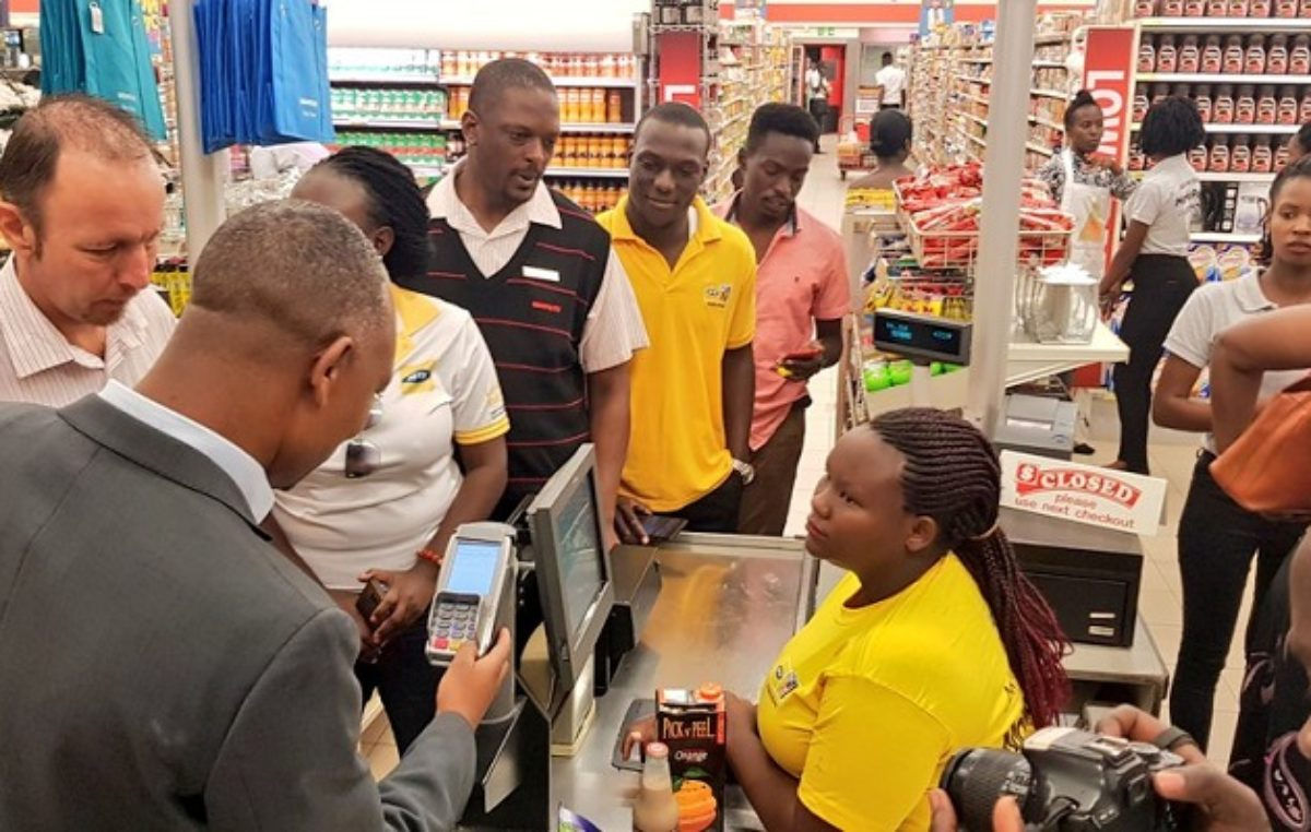 MTN Uganda partners with Shoprite to expand MoMoPay reach