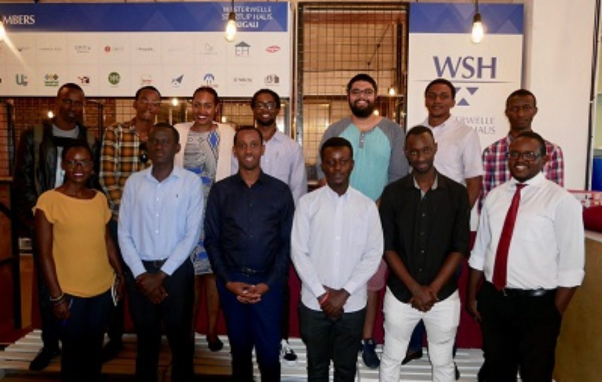 In Rwanda, 10 startups selected for Westerwelle entrepreneurship programme