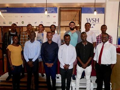Rwandan startups have joined an entrepreneurship programme