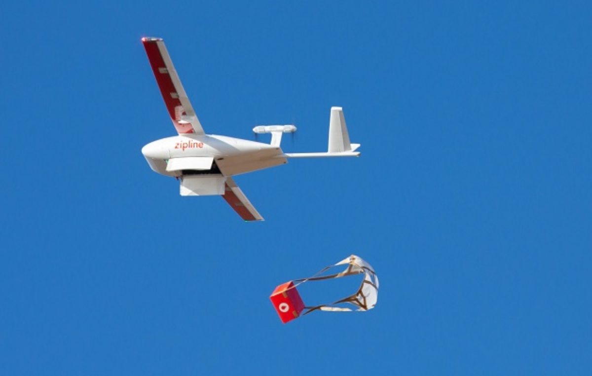 After success in Rwanda, drone delivery firm Zipline expands to Ghana