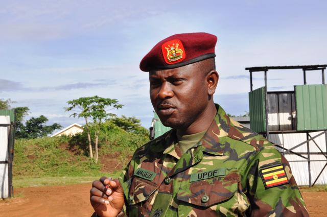 Maj. Chris Magezi
